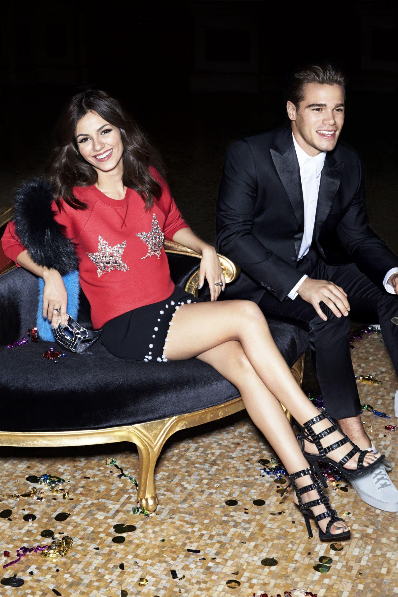Victoria Justice Photos Cosmopolitan Magazine January 2015