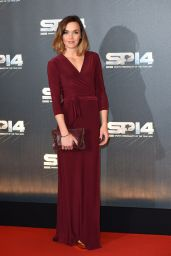Victoria Pendleton - BBC Sports Personality of the Year Awards in Glasgow - December 2014