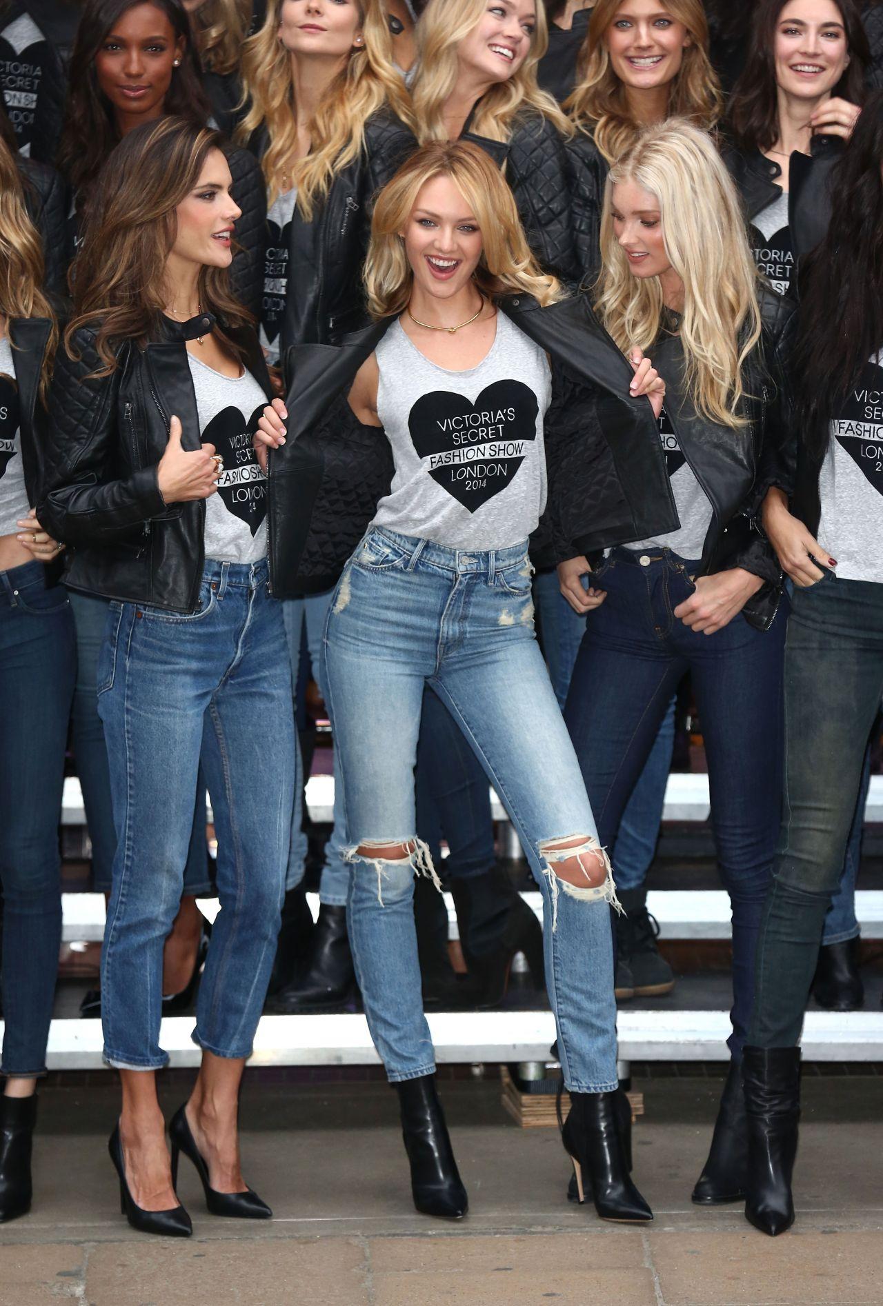 Victoria S Secret Fashion Show Photocall At Victoria S