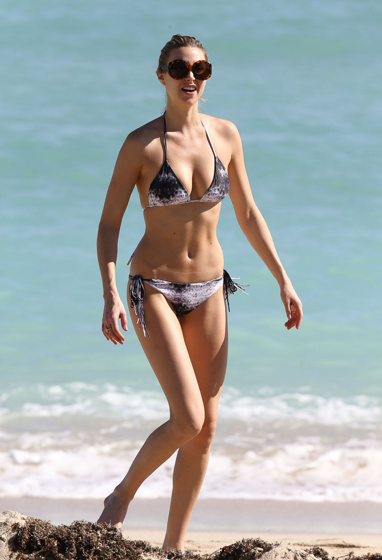 Whitney Port In A Bikini At A Beach In Miami - December 2014-3521