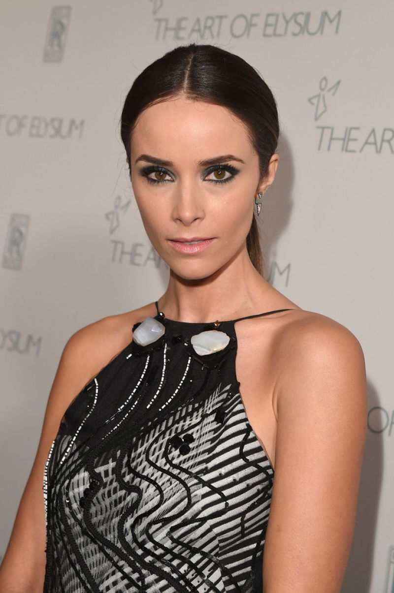 Abigail Spencer Art Of Elysium Amp Samsung Galaxy Present