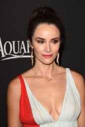 Abigail Spencer – InStyle And Warner Bros 2015 Golden Globes Party
