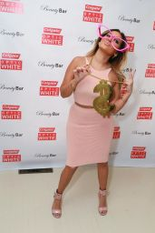 Adrienne Bailon - Colgate Optic White Beauty Bar at The Selma House in Los Angeles