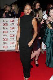 Alesha Dixon – 2015 National Television Awards in London