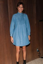 Alexa Chung - Alexa Chung for AG Los Angeles Launch Party at a Private Residence in Beverly Hills