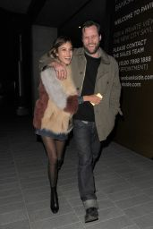 Alexa Chung Night Out Style - AG Jeans Launch After Party in London