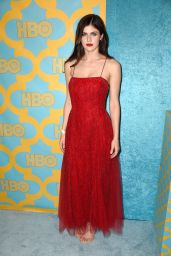 Alexandra Daddario – HBO's Post 2015 Golden Globe Awards Party