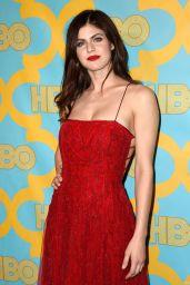 Alexandra Daddario – HBO's Post 2015 Golden Globe Awards Party