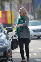 Ali Larter - Out in Los Angeles, Jan. 2015
