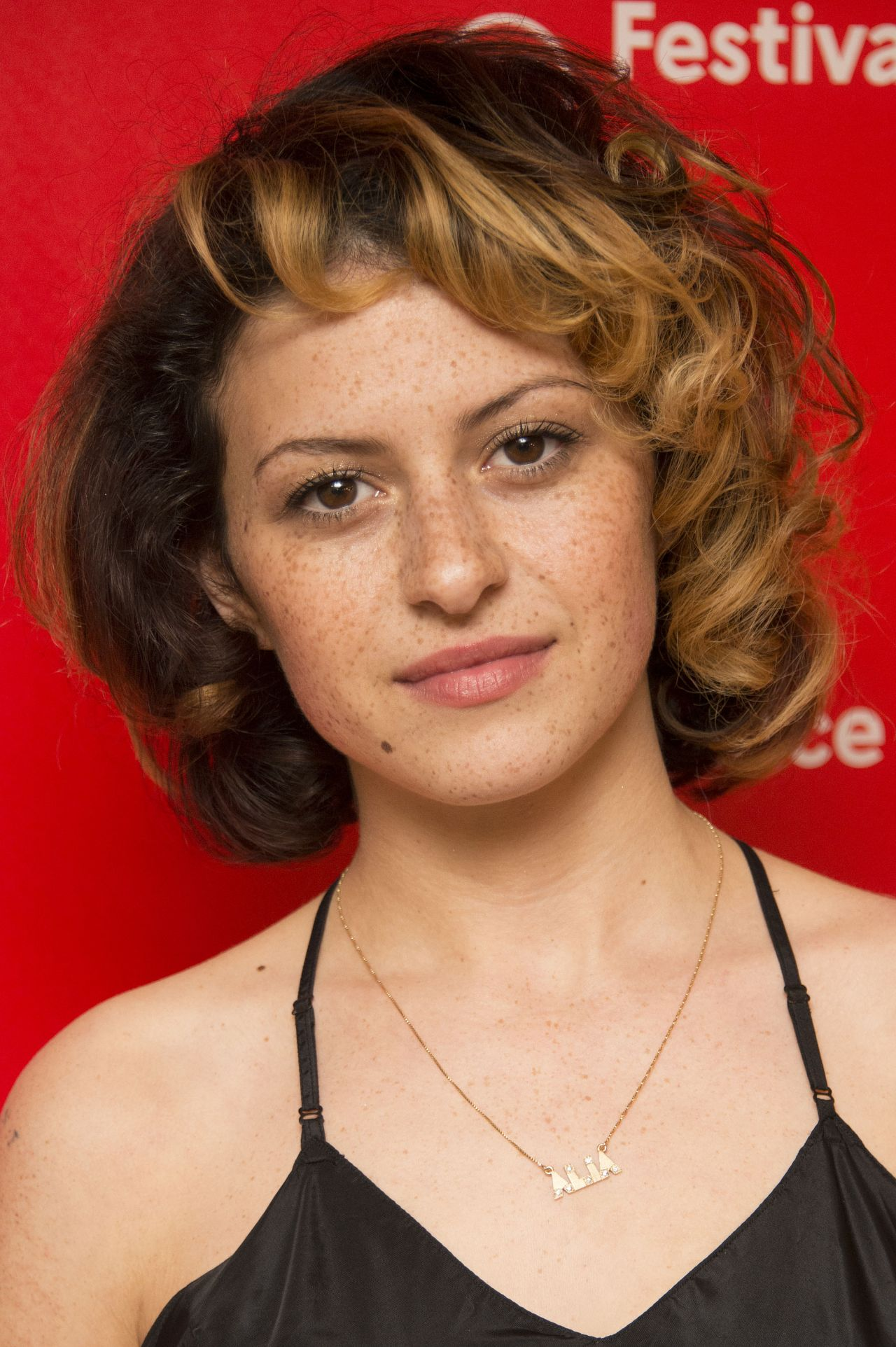 Alia Shawkat Nasty Baby Premiere At Sundance In Park City