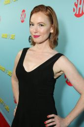 Alicia Witt – 'Shameless', 'House of Lies' and 'Episodes' Premiere in West Hollywood