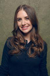Alison Brie - Sundance Film Festival 2015 Portraits