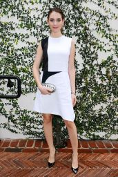 Alison Brie - W Magazine Luncheon in Los Angeles, January 2015