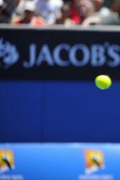 Alize Cornet – 2015 Australian Open in Melbourne – Round 3