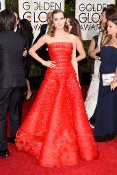 Allison Williams – 2015 Golden Globe Awards in Beverly Hills