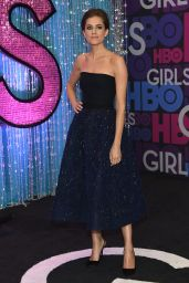 Allison Williams – 'Girls' Season 4 Premiere in New York City