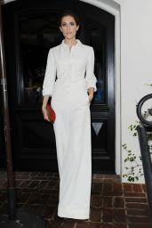 Allison Williams – W Magazine Luncheon in Los Angeles, January 2015