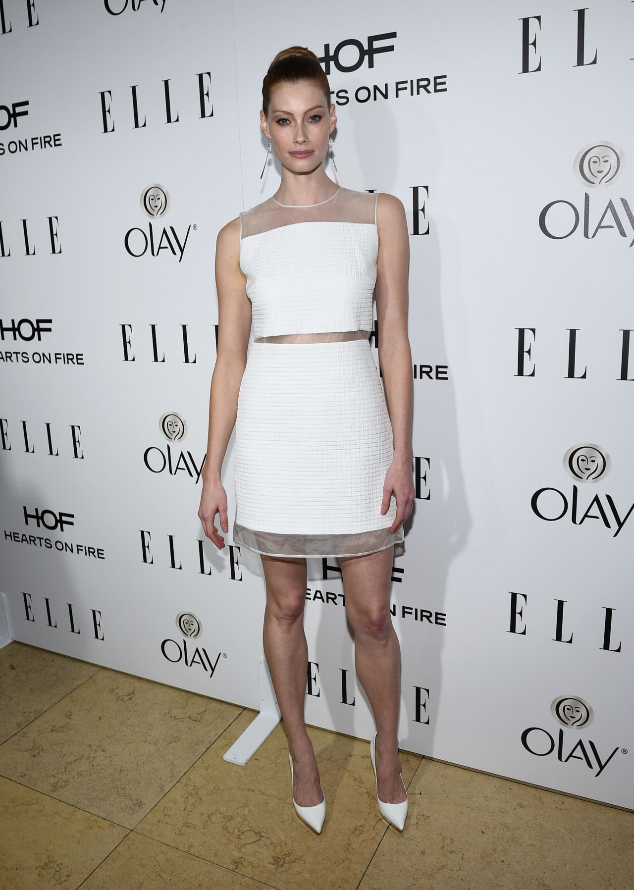 Alyssa Sutherland – ELLE 2015 Annual Women in TV Celebration in Los Angeles