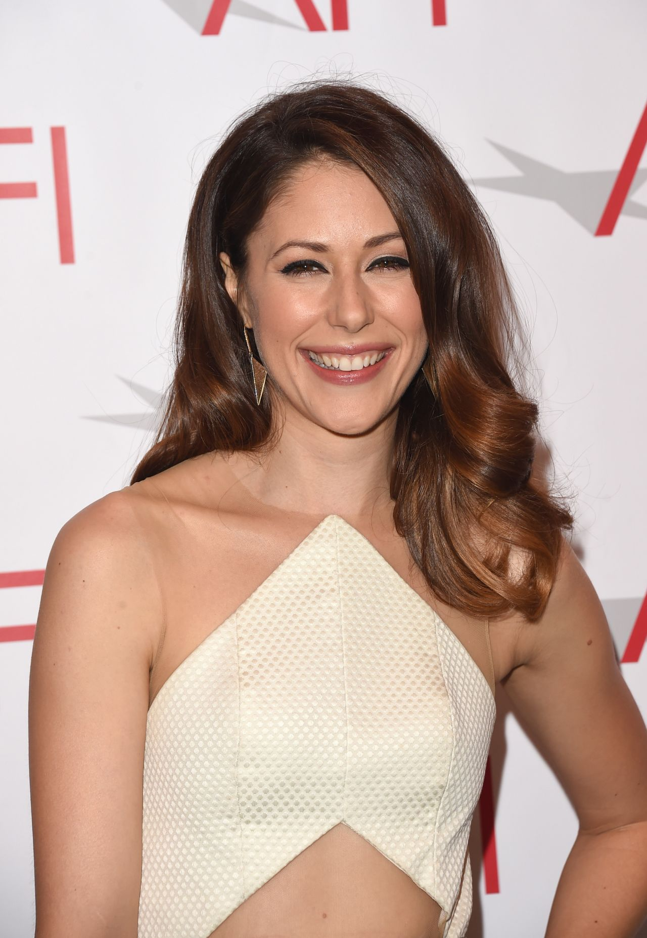 Amanda Crew 2015 Afi Awards In Beverly Hills