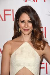 Amanda Crew – 2015 AFI Awards in Beverly Hills