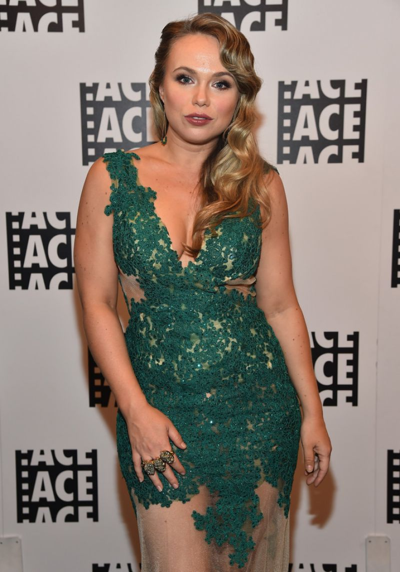 Amanda Fuller - 2015 ACE Eddie Awards in Beverly Hills