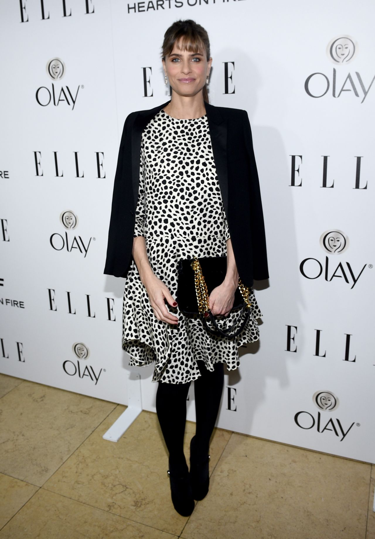 Amanda Peet – ELLE 2015 Annual Women in TV Celebration in Los Angeles