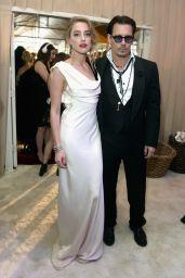 Amber Heard - Art Of Elysium & Samsung Galaxy Present Marina Abramovic