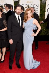 Amy Adams – 2015 Golden Globe Awards in Beverly Hills