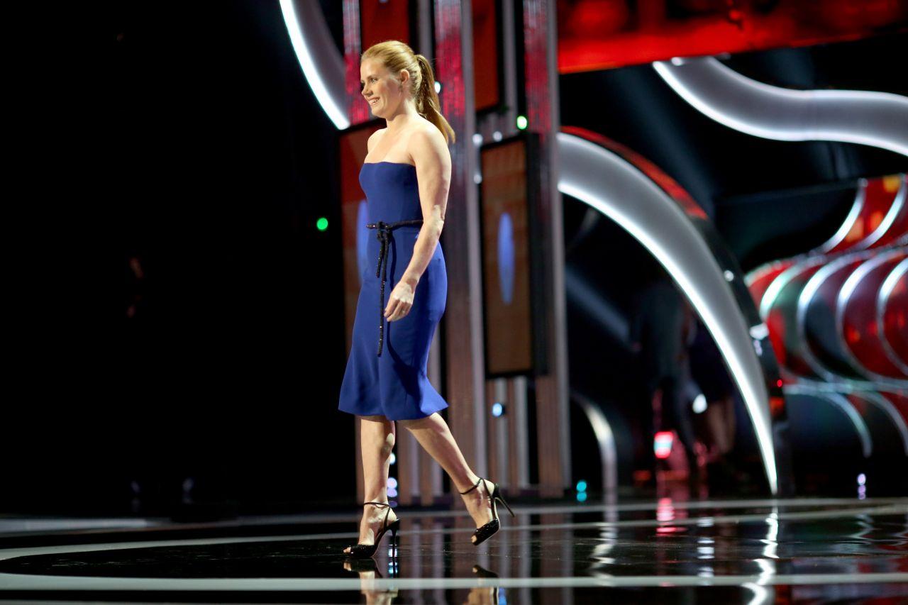 Amy Adams - 2015 Celebrity Photos