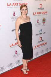 Amy Adams - LA Art Show 2015 Opening Night Premiere Party