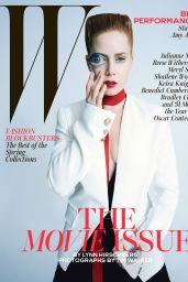 Amy Adams -  W Magazine February 2015 issue