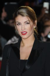Amy Willerton – 'Mortdecai' Premiere in London
