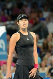 Ana Ivanovic - Brisbane International 2015 - Semi Final
