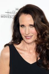 Andie MacDowell - Hallmark Channel Winter TCA Party in Pasadena - January 2015