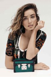 Andreea Diaconu - Photoshoot for Vogue Magazine (Spain) February 2015