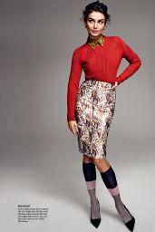 Andreea Diaconu - Vogue Magazine (Korea) February 2015 Issue