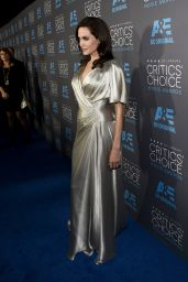 Angelina Jolie – 2015 Critics Choice Movie Awards in Los Angeles