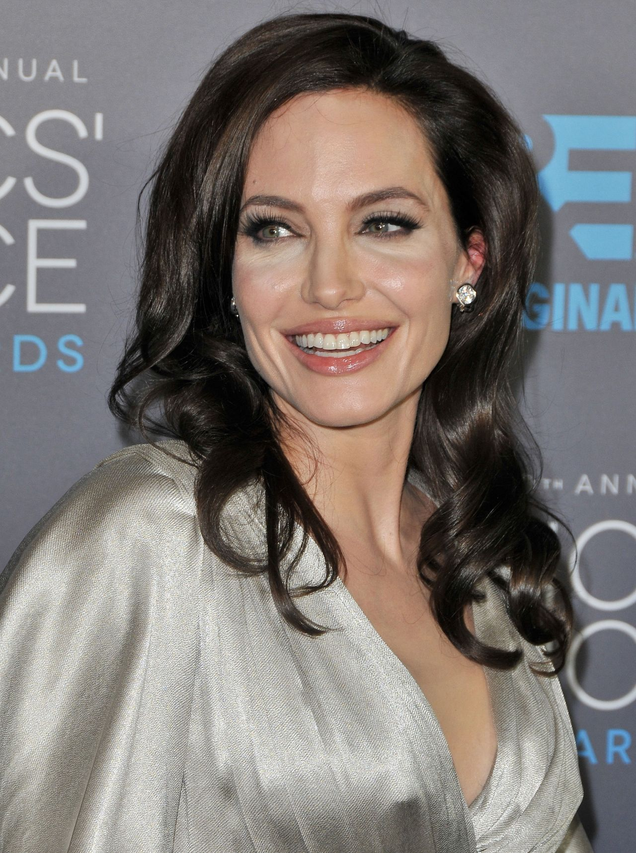 Angelina Jolie 2015 Critics Choice Movie Awards In Los