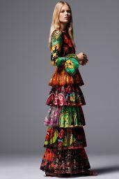 Anna Ewers – Vogue Magazine (UK) Photos - February 2015