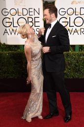 Anna Faris – 2015 Golden Globe Awards in Beverly Hills