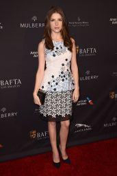 Anna Kendrick – 2015 BAFTA Tea Party in Los Angeles