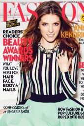 Anna Kendrick - Fashion Magazine February 2015