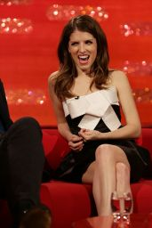 Anna Kendrick - The Graham Norton Show - December 2014