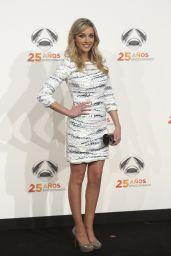 Anna Simon - Antena 3 TV Channel 25th Anniversary Party in Madrid