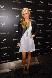 AnnaLynne McCord - Hennessy Lounge At The W Scottsdale - Jan. 2015