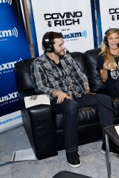 AnnaLynne McCord - SiriusXM at Super Bowl XLIX Radio Row in Phoenix
