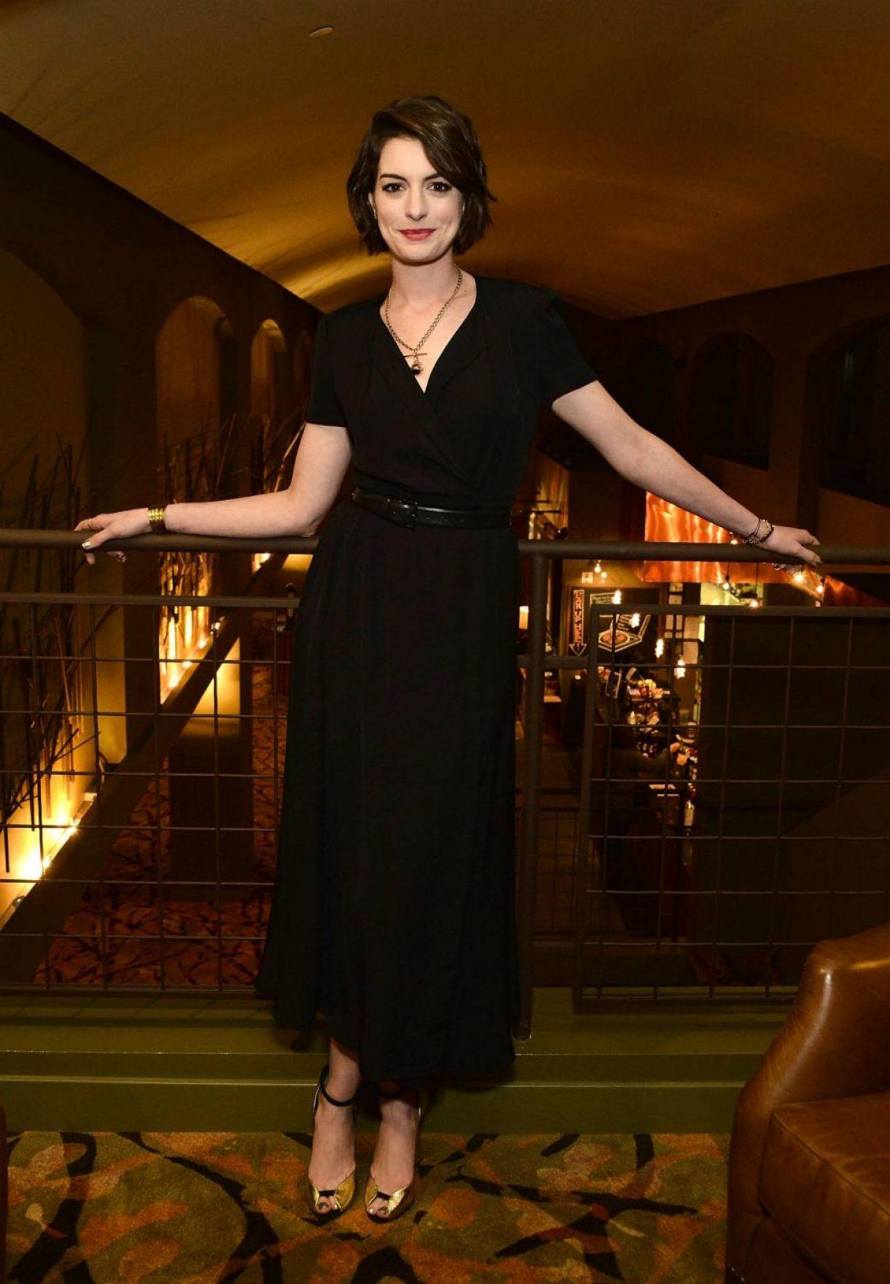 Anne Hathaway - L.A. Times