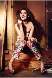 Anushka Sharma - Vogue Magazine (India) - January 2015 Issue