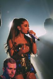 Ariana Grande - Performs on Australian Idol - January 2015