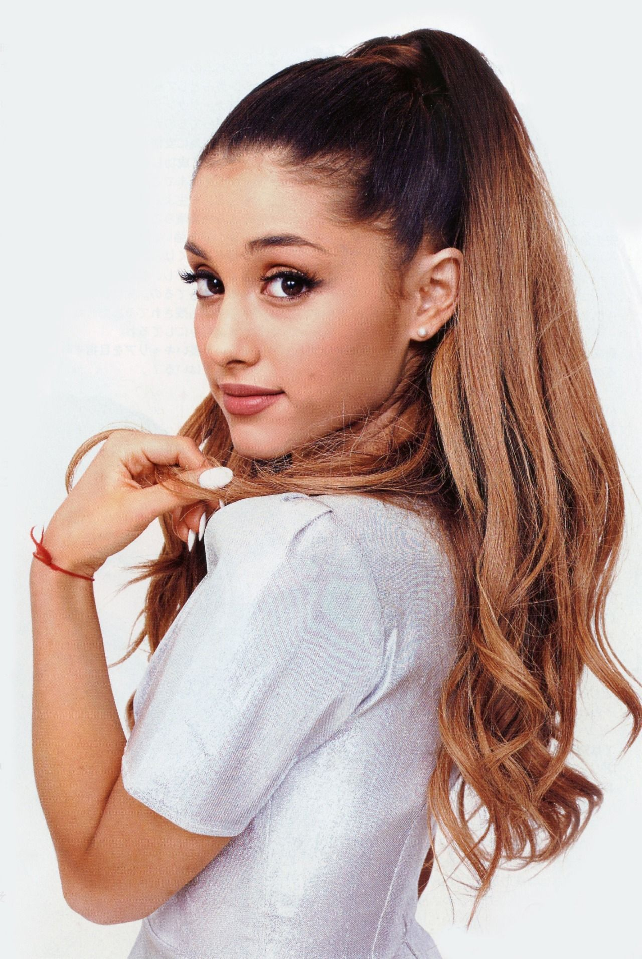 Ariana Grande Photoshoot For Inrock Magazine Japan